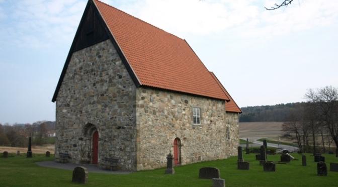 Berg gamle kirke, bilder