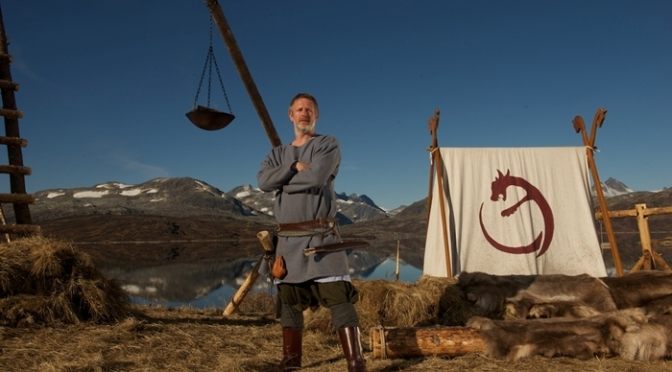 Episk viking-reality – Den siste viking – TVNorge