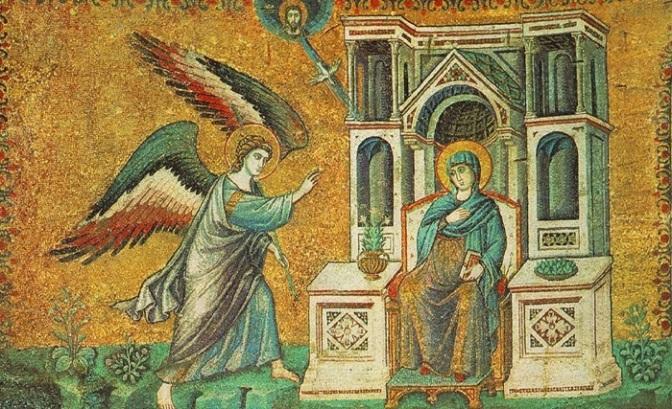 25. mars – Maria budskapsdag