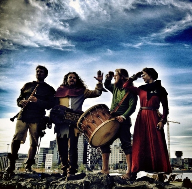 Vil du blogge for Oslo Middelalderfestival?