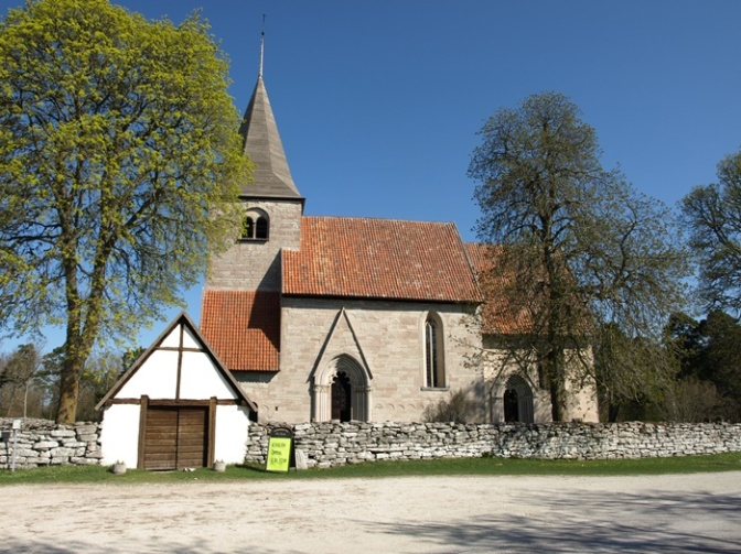 Bro kirke, Gotland