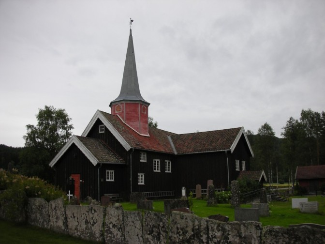 Flesberg stavkirke 02