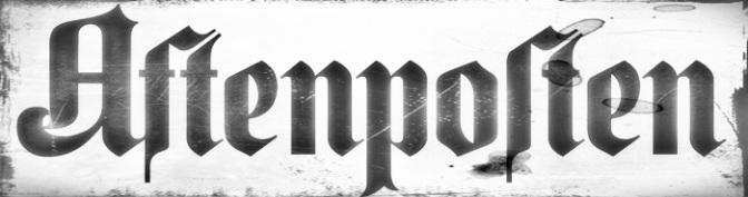 Hånd i hånd gjennom 700 år – Aftenposten