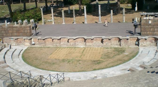 Ostia – Romas antikke havneby