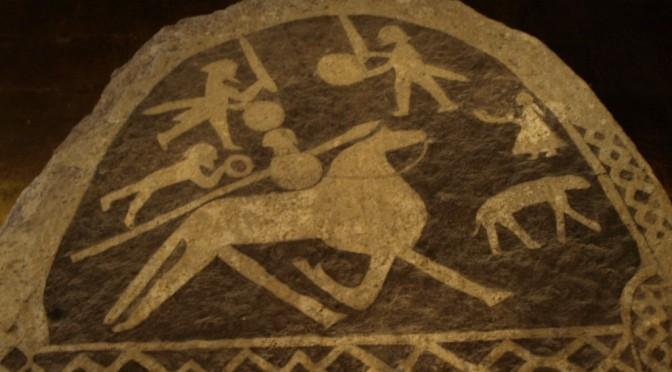 Billedsteiner fra Fornsalen – Gotlands Museum