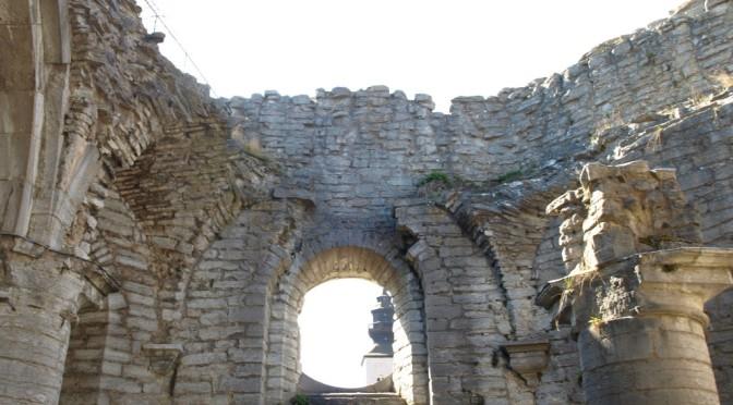 Helge Ands kyrka – Gotland