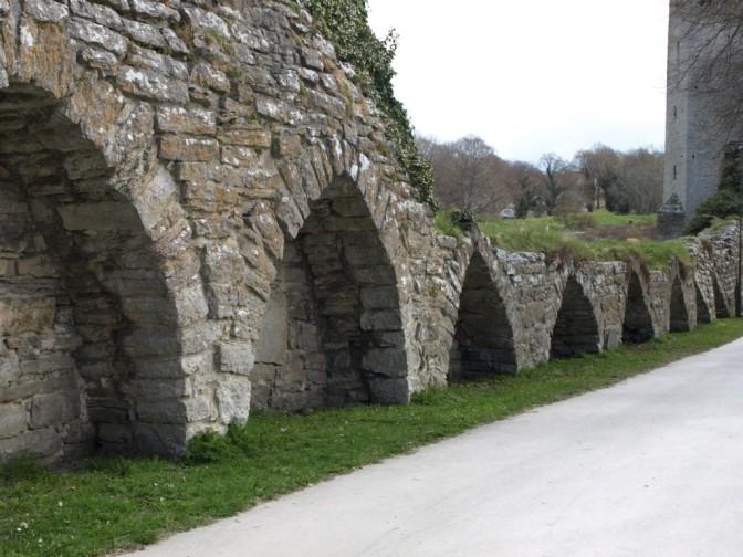 Bymuren rundt Visby – Gotland – bilder