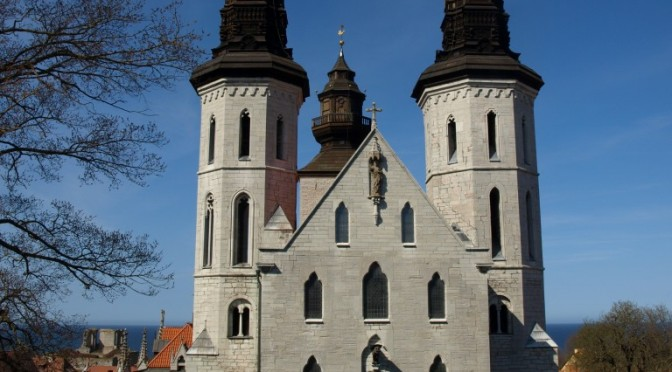 Visby Domkirke -Gotland