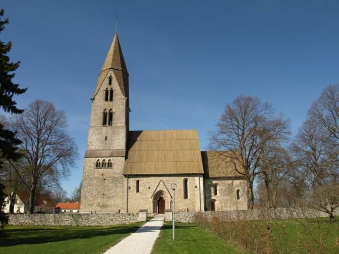 Öja kirke – Gotland