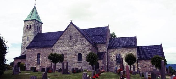 Gjerpen kirke – Skien, Telemark