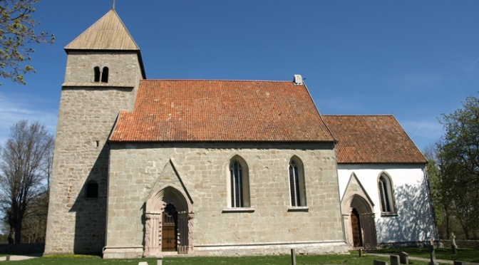 Hablingbo kirke – Gotland