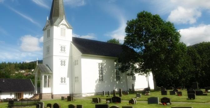 Siljan kirke header