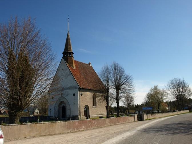 Västergarn kirke – Gotland