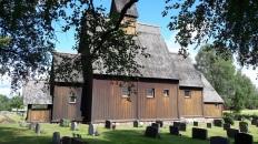 Høyjord Stavkirke (12)