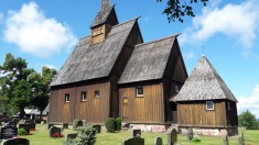 Høyjord Stavkirke (14)