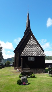 Høyjord Stavkirke (8)