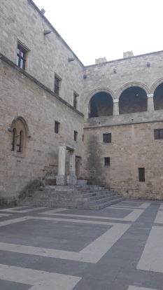 Rhodos ridderpalass