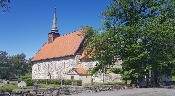 Stiklestad kirke – bilder